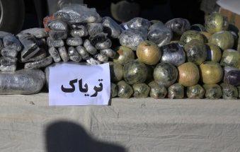 توقیف ۲ دستگاه خودروی حامل ۱۱۱ کیلوگرم مواد مخدر در آذربایجان غربی
