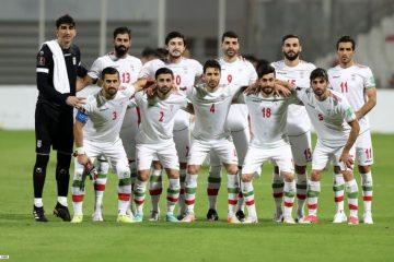 وضعیت نهایی جدول رده بندی گروه C پس از صعود ایران