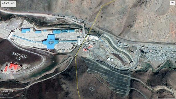 تاثیر ظرفیت های بی نظیر مرز رازی خوی در تحولات اقتصادی ایران