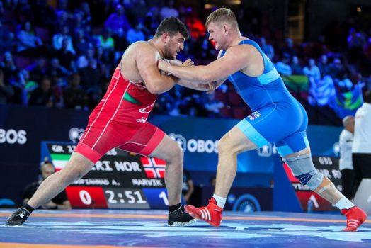 ایران نایب قهرمان جهان شد