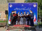 آیین تحلیف ششمین دوره شورای اسلامی شهر خوی برگزار شد + تصاویر