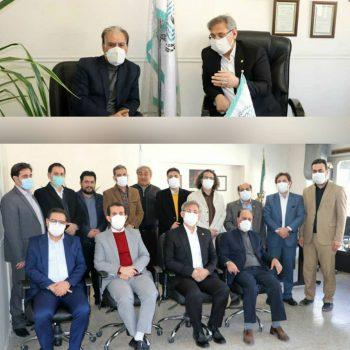 دیدار خانه مطبوعات با مرکز وکلای استان آذربایجان غربی